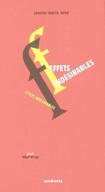 Effets indésirables - Jeanne-MarieSens