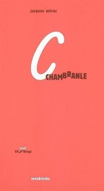Chambranle - JacquesAstruc
