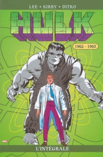 Hulk : l'intégrale - SteveDitko