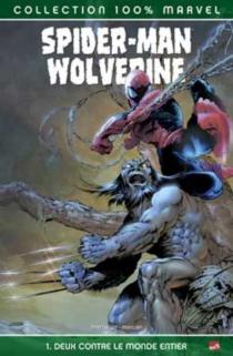 Spider-man et Wolverine - BrettMatthews