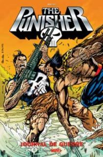 The Punisher : journal de guerre - JimLee