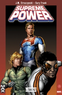 Supreme power - GaryFrank