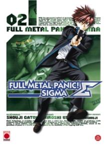 Full metal panic ! - ShujiGato