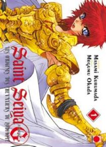 Saint Seiya, épisode G : les origines des chevaliers du zodiaque - MasamiKurumada