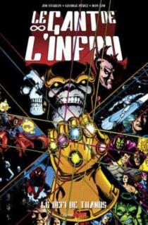 Infinity Gauntlet - RonLim