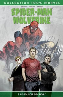 Spider-man et Wolverine - Matt Cherniss