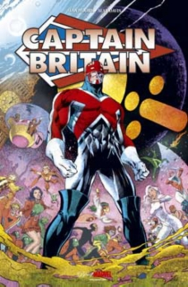 Captain Britain -