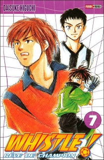 Whistle ! : rêve de champion - DaisukeHiguchi