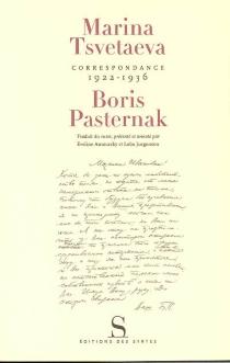 Correspondances : 1922-1936 - Boris LeonidovitchPasternak
