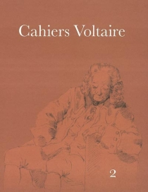 Cahiers Voltaire, n° 2 -