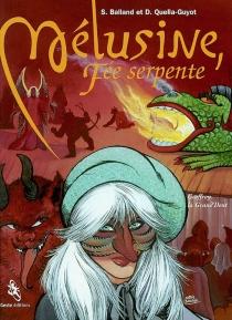 Mélusine, fée serpente - SophieBalland