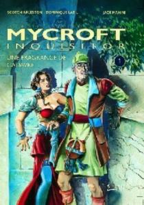 Mycroft inquisitor : détective des confins - ChristopheArleston