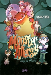 Monster allergy - Francesco Artibani