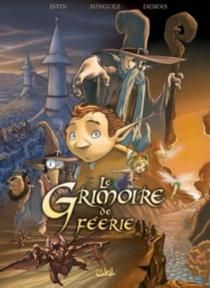Le grimoire de Féerie - FrançoisDebois