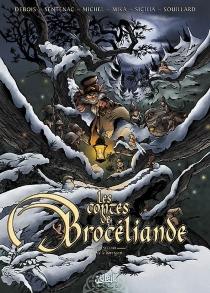 Les contes de Brocéliande - FrançoisDebois