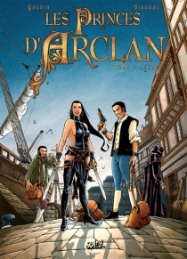 Les princes d'Arclan - Jean-Charles Gaudin