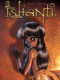 Ishanti, danseuse sacrée - FredBesson