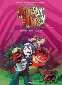 Monster allergy - Graziano Barbaro