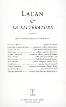 Lacan et la littérature -