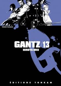 Gantz - HiroyaOku