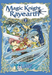 Magic knight Rayearth - Clamp