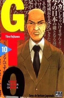 GTO (Great Teacher Onizuka) - TooruFujisawa