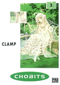 Chobits - Clamp