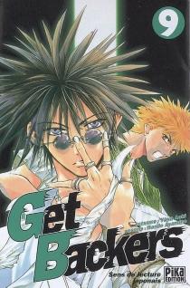 GetBackers - YûyaAoki