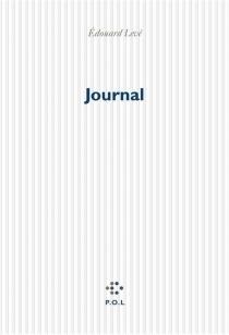 Journal - ÉdouardLevé