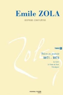 Emile Zola : oeuvres complètes - ÉmileZola