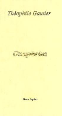 Onuphrius - ThéophileGautier