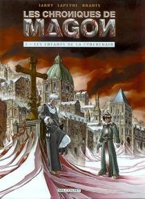 Les chroniques de Magon - NicolasJarry