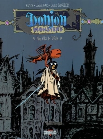 Donjon monsters - Blutch