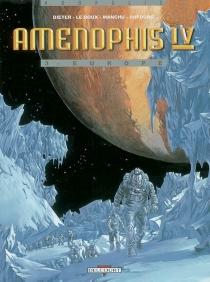 Aménophis IV - PhilippeBoucher