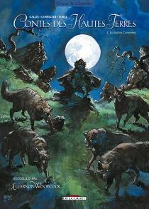 Contes des Hautes Terres recueillis par Algernon Woodcock - MathieuGallié