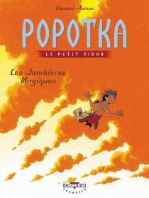 Popotka le petit Sioux - DavidChauvel