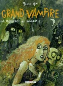 Grand vampire - JoannSfar