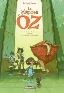 Le magicien d'Oz - DavidChauvel