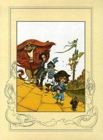 Le magicien d'Oz : tomes 1 à 3 - DavidChauvel