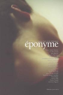 Eponyme, revue d'art et de littérature, n° 2 -