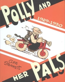 Polly and her pals, 1929-1930 - Cliff Sterrett