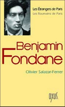 Benjamin Fondane - OlivierSalazar-Ferrer