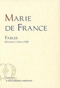 Oeuvres complètes de Marie de France : lais, Purgatoire de saint Patrick, fables - Marie de France