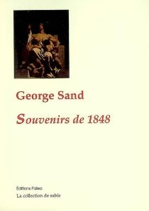 Souvenirs de 1848 - GeorgeSand
