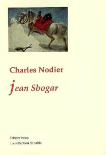 Jean Sbogar - CharlesNodier