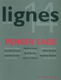 Lignes, nouvelle série, n° 14 -