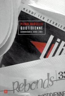 Quotidienne - PierreMarcelle