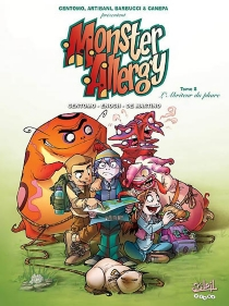 Monster allergy - Luca Enoch