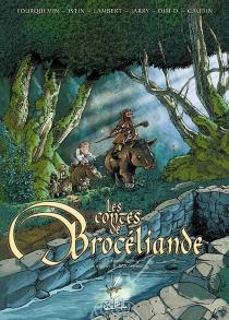 Les contes de Brocéliande - Jean-CharlesGaudin