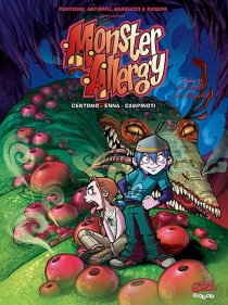 Monster allergy - Paolo Campinoti